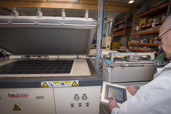 Dépannage panneaux photovoltaïques