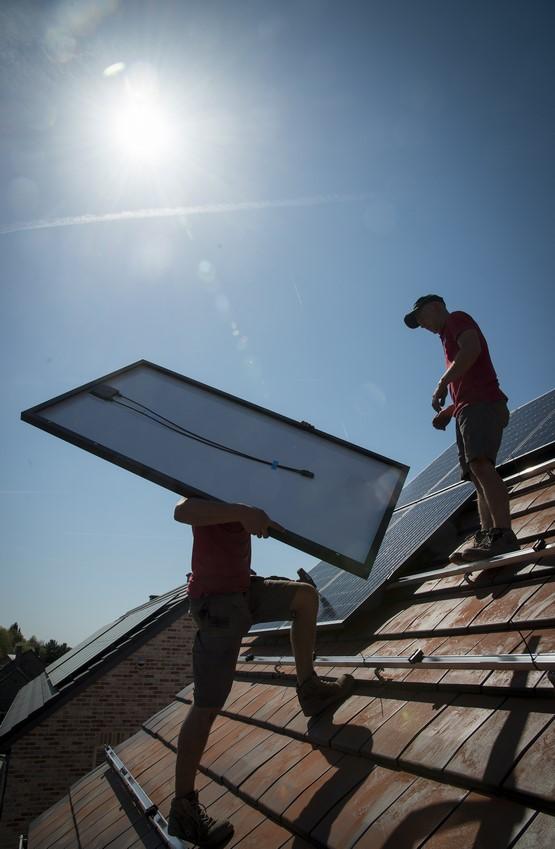 Installateur photovoltaïque certifié à Liège