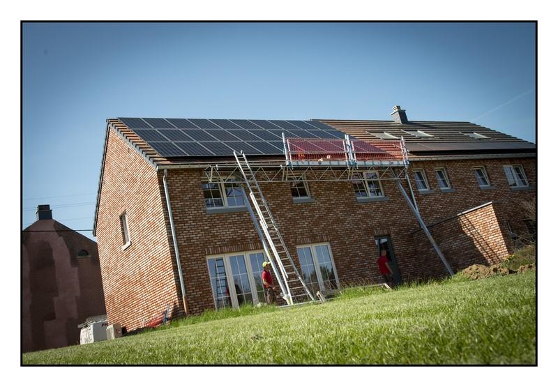 Installateur panneaux photovoltaïques à Liège