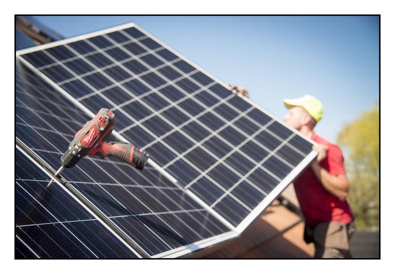 Installateur panneaux photovoltaïques Liège