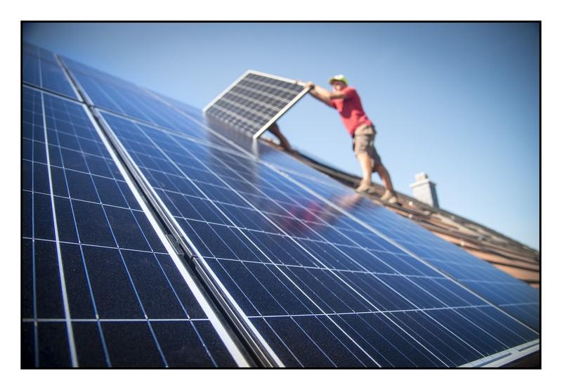 Installateur photovoltaïque agréé à Liège