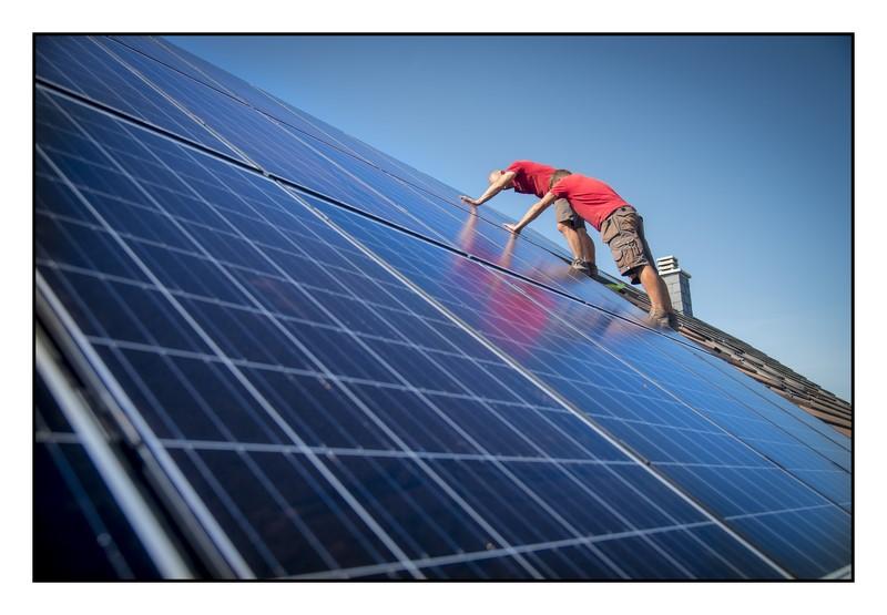 Installateur photovoltaïque agréé certifié Liège