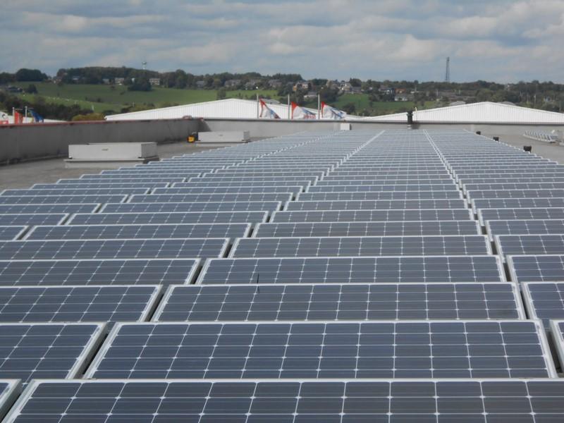 Installateur photovoltaïque agréé Liège