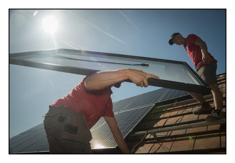 Installateur photovoltaïque certifié agréé Liège