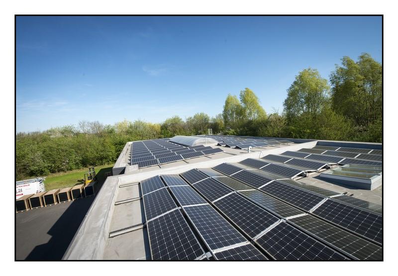 Installateur photovoltaïque certifié Liège