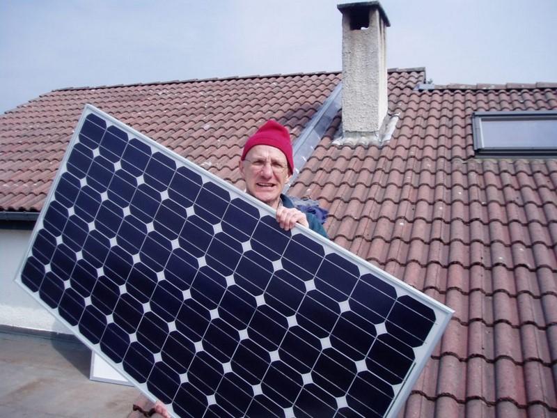 Installateur photovoltaïque certifié