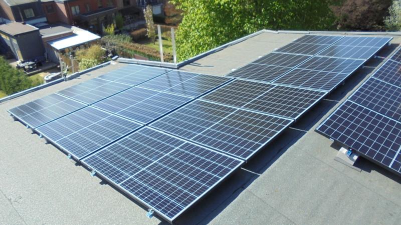 Installateur photovoltaïque Liège Jupille après
