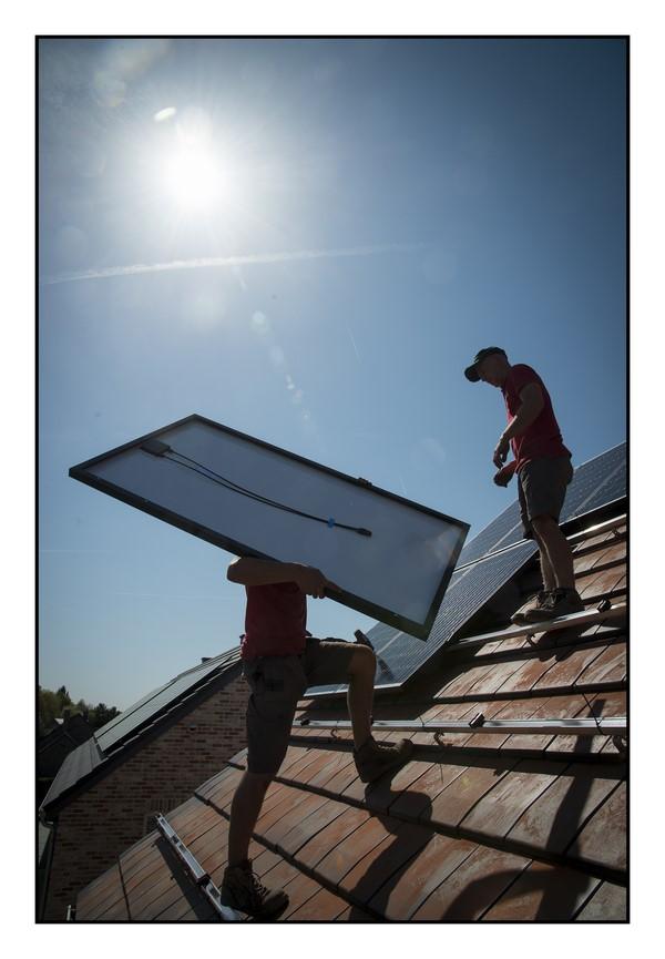 Installateur photovoltaïque Liège