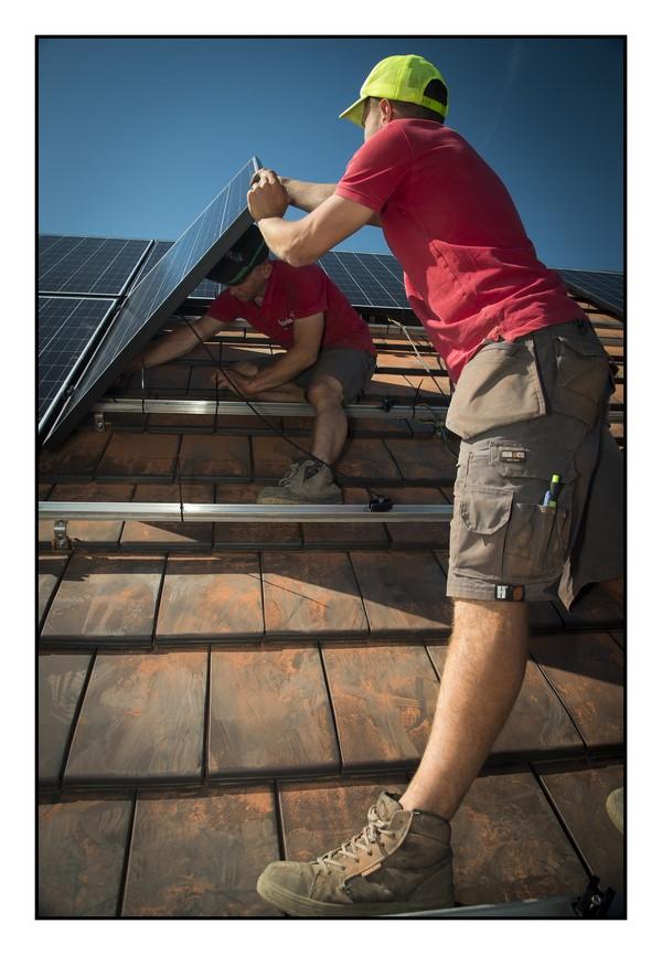 Installateur photovoltaïque