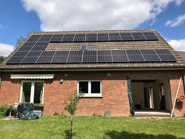 Installations photovoltaïques Liège Berloz après