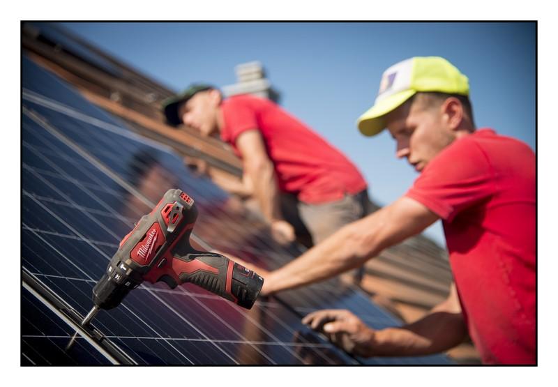 Placement de panneaux photovoltaïques Liège