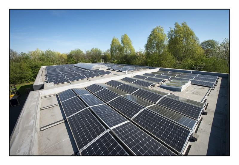 Placement panneaux photovoltaïques