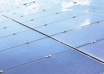 Panneau photovoltaïque amorphe