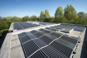 Installation photovoltaïque certifiée