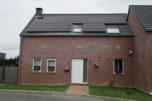 Panneaux photovoltaïques en province de Liège