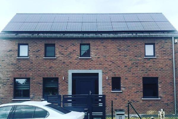 Installateur de panneaux photovoltaïques à Liège