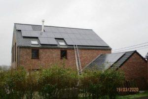 Installation de panneaux photovoltaïques à Liège