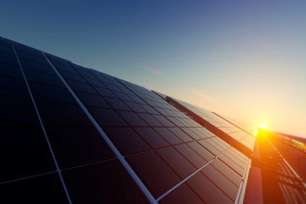 Panneaux photovoltaïques, haut rendement