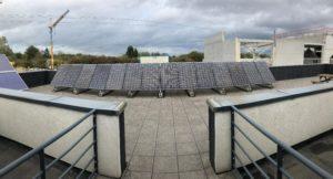 Panneaux photovoltaïques : formation